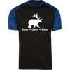 """Bear + Deer"" CamoHex T-Shirt"