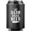 """Beer Deer"" 4 Pack Koozies"