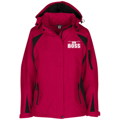 """Bow Boss"" Ladies' Embroidered Jacket"