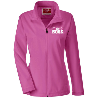 """Bow Boss"" Ladies' Soft Shell Jacket"