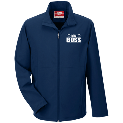 """Bow Boss"" Men's Soft Shell Jacket"