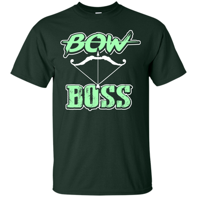 """Bow Boss"" Ultra Cotton T-Shirt"
