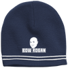 """Bow Rogan"" Colorblock Beanie"