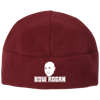 """Bow Rogan"" Fleece Beanie"