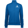 """Bow Rogan"" Ladies' Colorblock Full Zip"