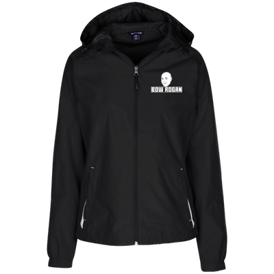 """Bow Rogan"" Ladies' Hooded Windbreaker"