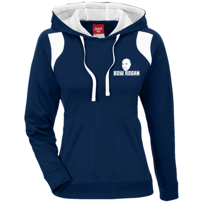 """Bow Rogan"" Ladies' Poly Hoodie"