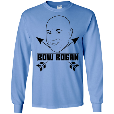 """Bow Rogan"" LS Ultra Cotton T-Shirt"