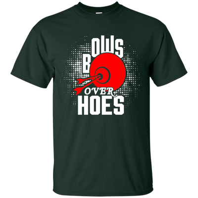 """Bows over Hoes"" Ultra Cotton T-Shirt"