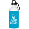 """Bucks Not Dollars"" 20 oz. Stainless Steel Water Bottle"