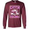 """Catch Fish"" LS Ultra Cotton T-Shirt"