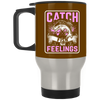 """Catch Fish"" Stainless Travel Mug"