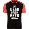 """Deer Beer"" CamoHex T-Shirt"
