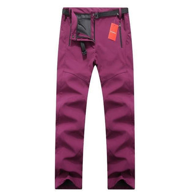Eva - Womens Outdoor Softshell Pants