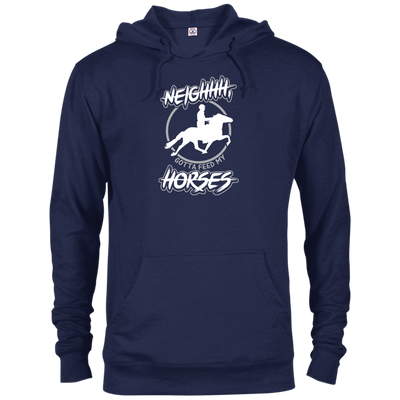 """Feed my Horses"" French Terry Hoodie"