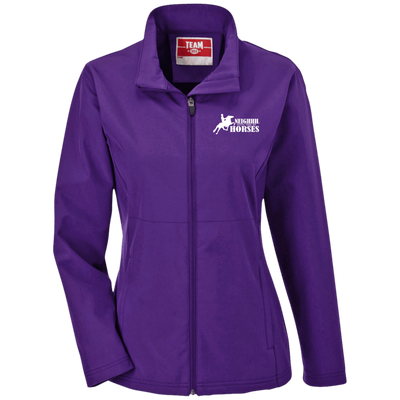 Feed My Horses Ladies' Soft Shell Jacket