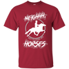 """Feed my Horses"" Ultra Cotton T-Shirt"
