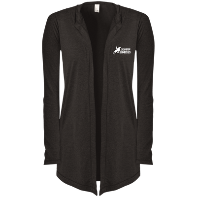 Feed My Horses Women's Hooded Cardigan