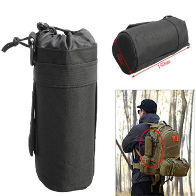 Gaius - Tactical Water Bottle Bag