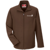 """Glamping"" Men's Soft Shell Jacket"