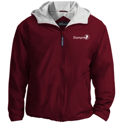 """Glamping"" Port Authority Team Jacket"