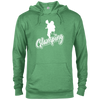 """Glamping"" Terry Hoodie"