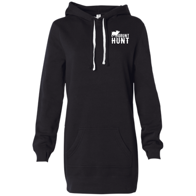 """Grunt Hunt"" Women's Hooded Dress"