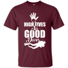"""High Fives"" Ultra Cotton T-Shirt"