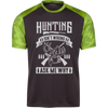 """Hunting isn't Wrong"" CamoHex T-Shirt"