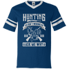 """Hunting isn't Wrong"" V-Neck Jersey"