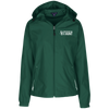 """I Hunt"" Ladies' Hooded Windbreaker"