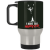 """I Hunt the Hunter"" Stainless Travel Mug"