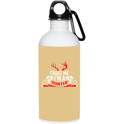 """I'm a Hunter"" Stainless Water Bottle"