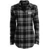 """Leonardo DeCarpio"" Ladies' Flannel Tunic"