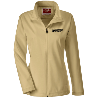"""Leonardo DeCarpio"" Ladies' Soft Shell Jacket"