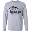 """Leornardo DeCarpio"" Ultra Cotton T-Shirt"
