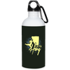 """Let's Hang"" 20 oz. Stainless Steel Water Bottle"