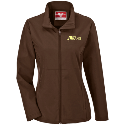 """Let's Hang"" Ladies' Soft Shell Jacket"