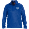 """Liking Hunting Hiking"" Fleece Pullover"