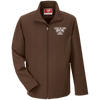 """Liking Hunting Hiking"" Men's Soft Shell Jacket"