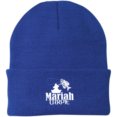 """Mariah Carpie"" Port Authority Knit Cap"
