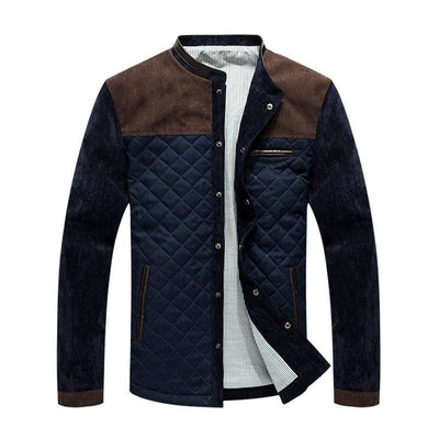 Mens Casual Baseball Jacket