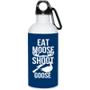 """Moose Goose"" Stainless Water Bottle"
