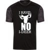 """No I-Deer"" CamoHex T-Shirt"