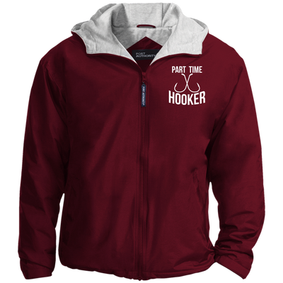 """Part Time Hooker"" Authority Team Jacket"