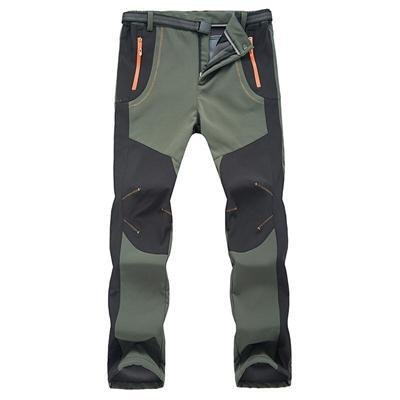 Raid - Mens Outdoor Soft-Shell Pants
