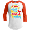 """Reel Tackler"" Sporty T-Shirt"