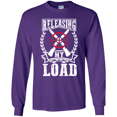 """Releasing my Load"" LS Ultra Cotton T-Shirt"