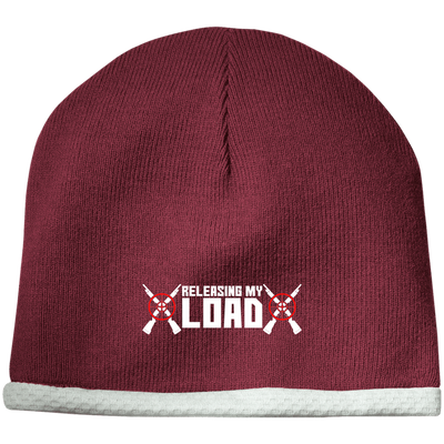 """Releasing my Load"" Performance Knit Cap"