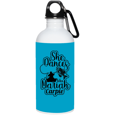 """She Dances Like"" Stainless Steel Water Bottle"